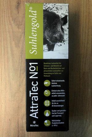 Lockmedel vildsvin