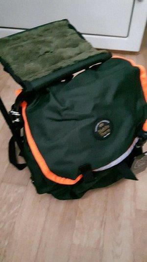 Ryggsäck med stol knatte