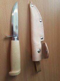 Kniv med parerskydd